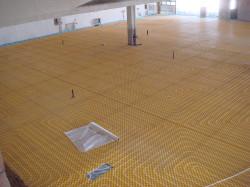 Artioli Termoidraulica Piubega Impianti termici riscaldamento a pavimento Trony Asola