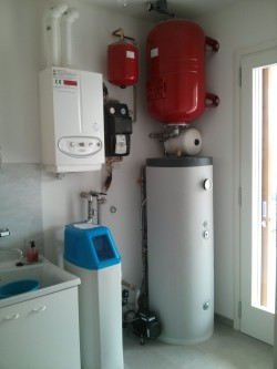 Artioli Termoidraulica Piubega Impianti sanitari e termici