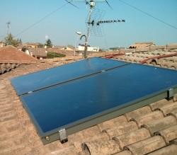 Artioli Termoidraulica Piubega collettore solare termico
